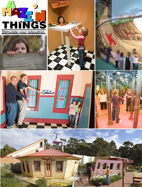 A Maze 'N Things - Accommodation Broome