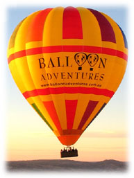 Balloon Adventures Barossa Valley - Accommodation Broome