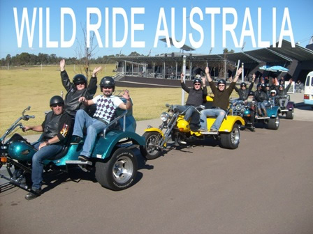 A Wild Ride - Accommodation Broome