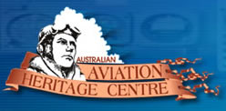The Australian Aviation Heritage Centre - Accommodation Broome
