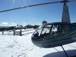 Alpine Helicopter Charter Scenic Tours - Accommodation Broome