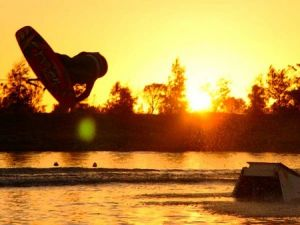 Bonney's WA Water Ski Park - Accommodation Broome