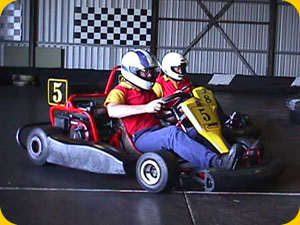 Indoor Kart Hire - Accommodation Broome