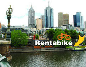 Rentabike  Real Melbourne Bike Tours - Accommodation Broome
