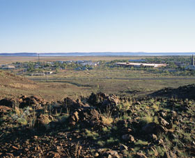 TV Hill Lookout - Accommodation Broome