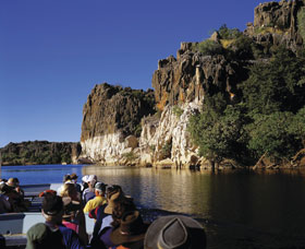 Geikie Gorge National Park - Accommodation Broome