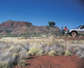 Mount Bruce - Accommodation Broome
