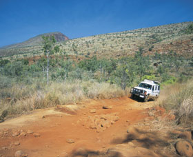 King Leopold Range National Park - Accommodation Broome