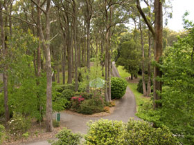 Mount Lofty Botanic Garden - Accommodation Broome