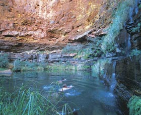 Dales Gorge and Circular Pool - Accommodation Broome