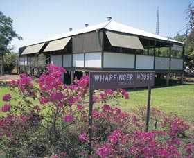 Wharfinger's House Museum - Accommodation Broome
