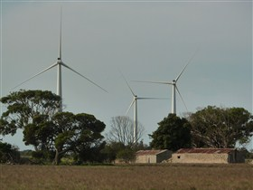 Wattle Point Wind Farm - Accommodation Broome