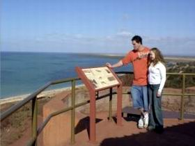 Hummock Hill Lookout - Accommodation Broome