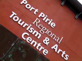 Port Pirie Regional Tourism And Arts Centre