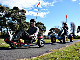 Pedal Buggies Tasmania - Accommodation Broome