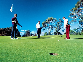 Richmond Public Golf Course - Accommodation Broome
