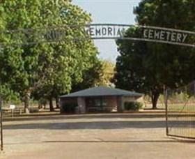 Katherine Cemetery - Accommodation Broome