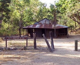 Blyth Homestead - Accommodation Broome