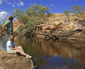Davenport Range National Park - Accommodation Broome
