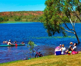 Tingkkarli/Lake Mary Ann - Accommodation Broome