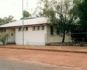 Tennant Creek Museum at Tuxworth Fullwood House - Accommodation Broome