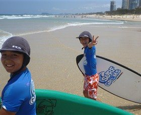 Broadbeach Surf School - Accommodation Broome