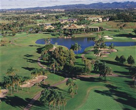 Palm Meadows Golf Course - Accommodation Broome