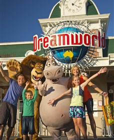 Dreamworld - Accommodation Broome