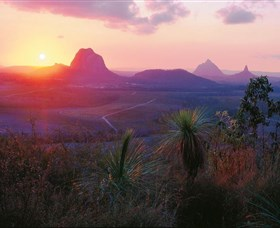 Glass House Mountains National Park - Accommodation Broome