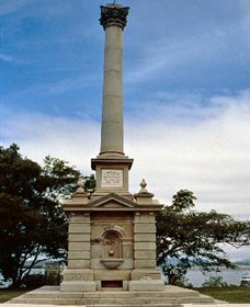 Cooktown War Memorial - Accommodation Broome