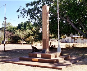 Mount Isa Memorial Cenotaph - Accommodation Broome