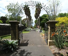 Friends of Geelong Botanic Gardens - Accommodation Broome