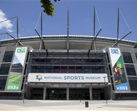 National Sports Museum at the MCG - Accommodation Broome