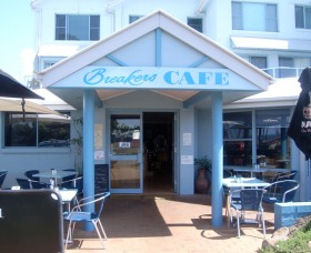 Breakers Cafe and Restaurant - Accommodation Broome