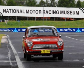 National Motor Racing Museum - Accommodation Broome