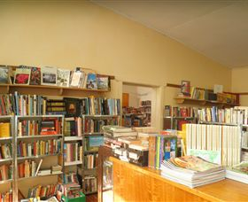 Corryong Browsers Bookshop - Accommodation Broome