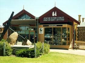 Encounter Coast Discovery Centre and The Old Customs and Station Masters House - Accommodation Broome