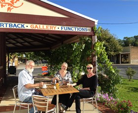 Artback Australia Gallery and Cafe - Accommodation Broome