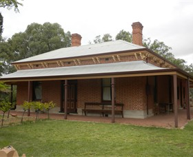 Rendelsham known as the Nunnery - Accommodation Broome
