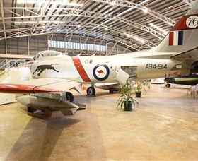 Australian Aviation Heritage Centre - Accommodation Broome