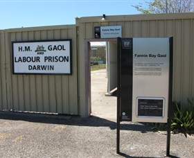 Fannie Bay Gaol - Accommodation Broome