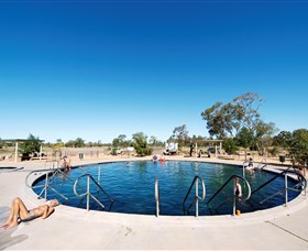 Lightning Ridge Bore Baths - Accommodation Broome