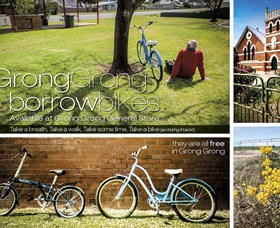 Grong Grong Borrow Bikes - Accommodation Broome