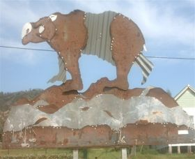 Diprotodon Drive - Tamber Springs - Accommodation Broome