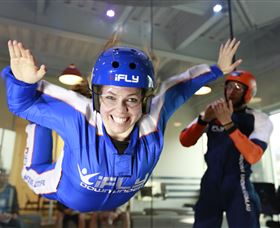 iFly Indoor Skydiving - Accommodation Broome