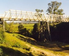 Vacy Bridge over Paterson River - Accommodation Broome