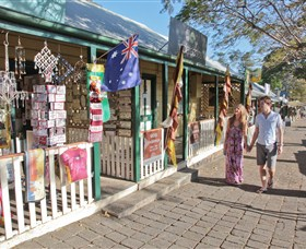 Historic Terrace Houses - Accommodation Broome
