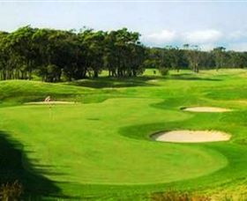 Shoalhaven Heads Golf Club - Accommodation Broome