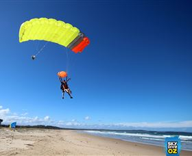 Skydive Oz Batemans Bay - Accommodation Broome