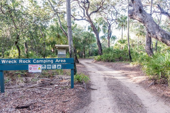 Deepwater National Park Camping Ground - Accommodation Broome